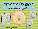 """Character Traits minilesson with """"Arnie the Doughnut"""" freebie"""