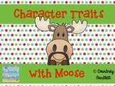 "Character Traits minilesson with ""Mooseltoe"""
