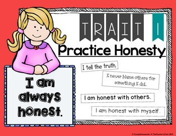 Character Traits of GREAT Students