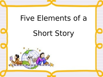 Character Traits of a Short Story