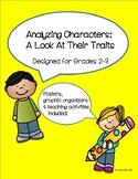Character Traits vs Feelings Study
