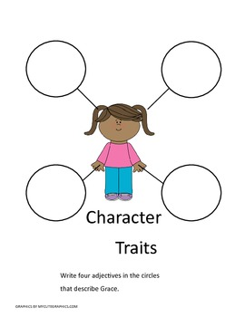Character Traits with Amazing Grace