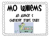Character Traits with Mo Willems' Books