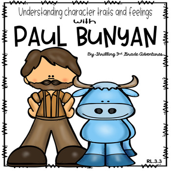 Character Traits with Paul Bunyan