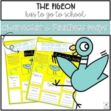 Character Traits with The Pigeon Has To Go To School