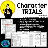 Character Trials Unit