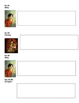 Character Tweets: Percy Jackson