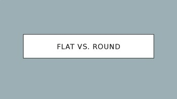 Character Types: Flat vs. Round & Static vs. Dynamic