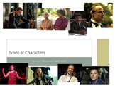 Character Types in Literature