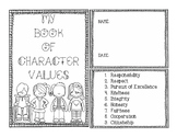 Character Values Book