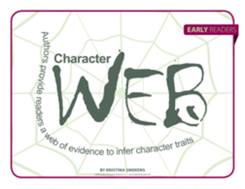 Character Web: Early Readers