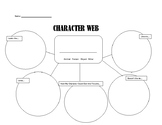 Character Web (for fictional writing)
