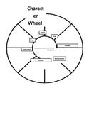 Character Wheel Graphic Organizer