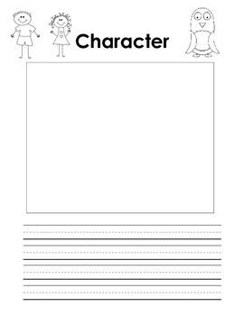 Character Writing