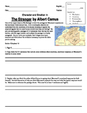 Character and Emotion in The Stranger by Albert Camus: Clo