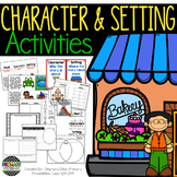 Character and Setting Activities
