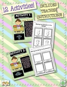 Reading Response: 11 Interactive Activities
