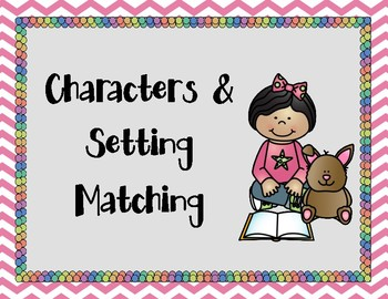 Character and Setting Match