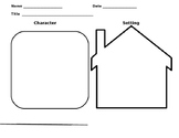 Character and Setting Organizer