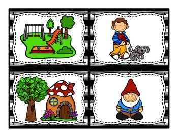 Character and Setting Picture Sort