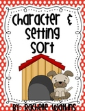 Character and Setting Sort for Centers