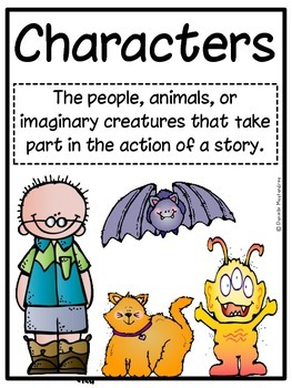 Character and Setting Unit {Common Core Aligned}