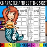 Character and setting sort(50% off for 48 hours)
