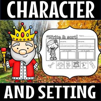 Character and setting sort(flash freebie)