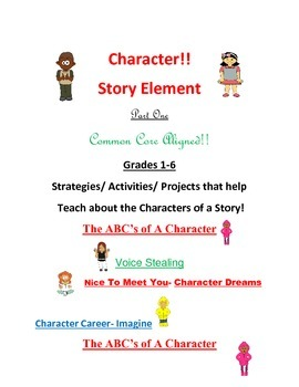 Character and the Common Core- Part 1