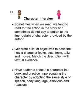 Character and the Common Core- Part 2