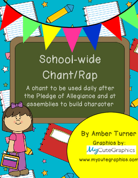 Character chant/Rap
