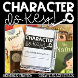 Character is Key Tab Book #kindnessnation #weholdthesetruths