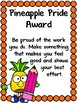 Character on Display - Pineapple Pride