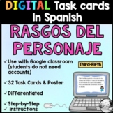 Character traits in Spanish - For Distance Learning- Googl