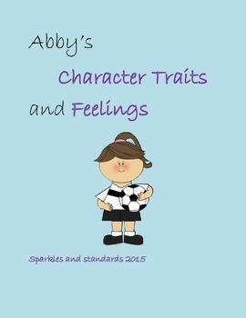 Character traits versus feelings