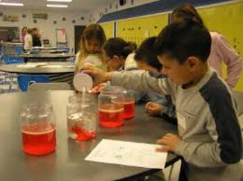 Characteristics of Appropriate Science and Math activities