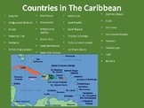 Characteristics of Central America and the Caribbean