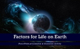 Characteristics of Earth