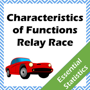 Characteristics of Functions Relay Race