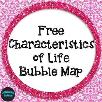 Characteristics of Life Bubble Map --- FREE!