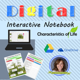 Characteristics of Life Digital Interactive Notebook
