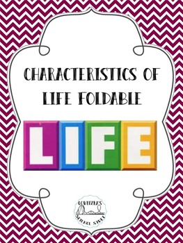 Characteristics of Life Foldable