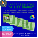 Characteristics of Life Inquiry Investigation Activity