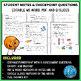 Characteristics of Life PowerPoint, Notes, Kahoot!, & Mini-Project BUNDLE!