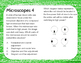 Characteristics of Life, Microscopes, Cells Bell Ringer/Exit Ticket Task Cards