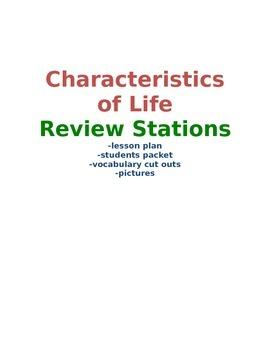 Characteristics of Life Stations