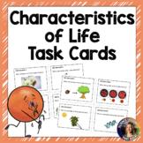 Characteristics of Life Task Cards