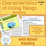 Characteristics of Life Web Based Reading Activity