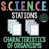 Characteristics of Organisms - S.C.I.E.N.C.E. Stations