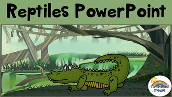 Characteristics of Reptiles PowerPoint